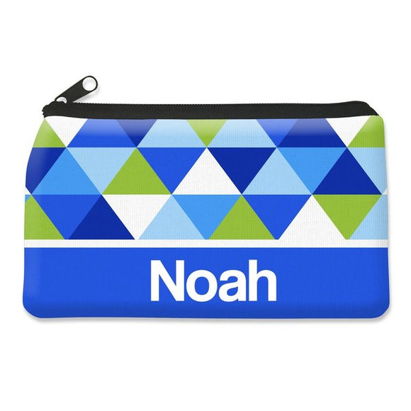Geometric Pencil Case - Small