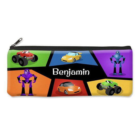 Machine Pencil Case - Large