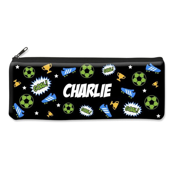 Soccer Pencil Case - Large