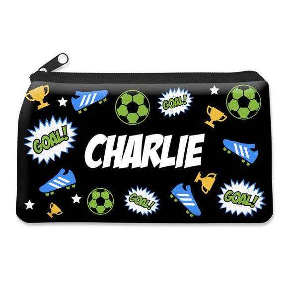 Soccer Pencil Case - Small
