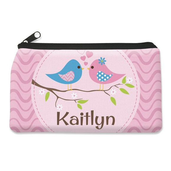 Two Birds Pencil Case - Small
