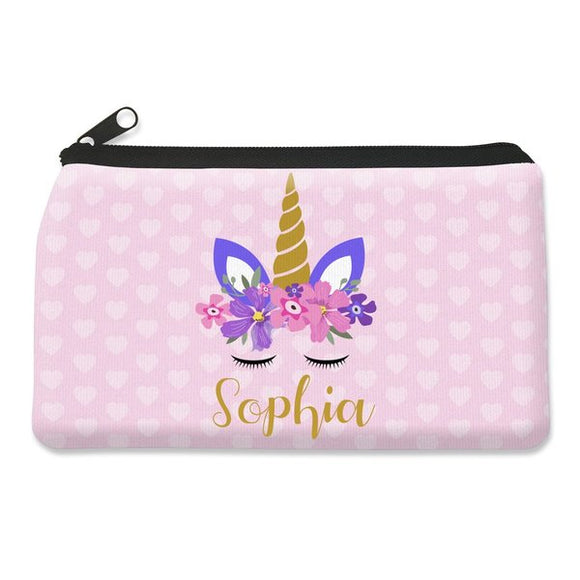 Unicorn Pencil Case - Small
