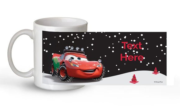 Cars - Fuel-tide Mug