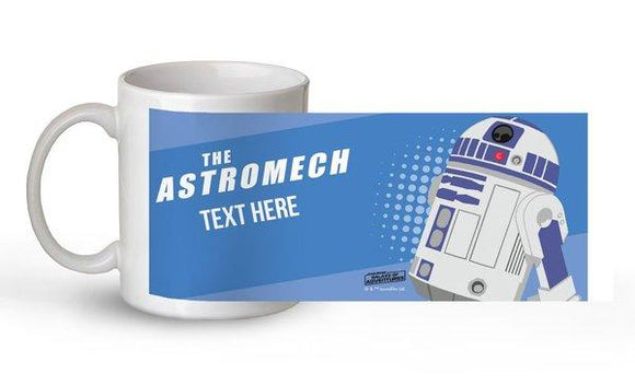 Star Wars - The Astromech Mug