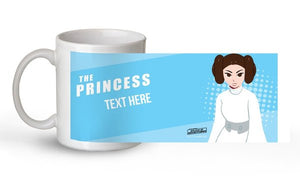 Star Wars - The Princess Mug