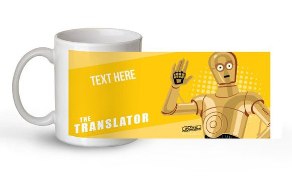Star Wars - The Translator Mug