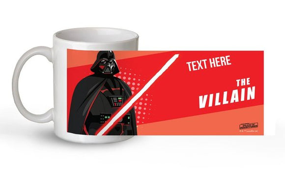 Star Wars - The Villain 1 Mug
