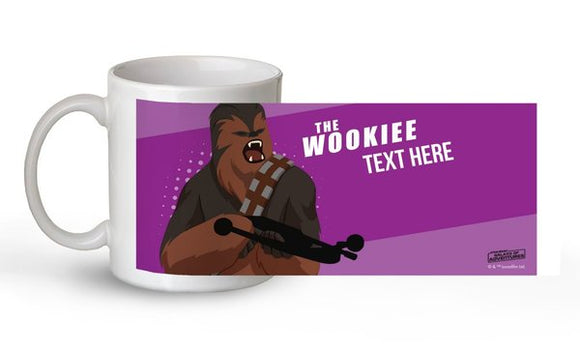 Star Wars - The Wookiee 2 Mug