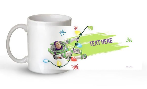 Toy Story - Christmas Buzz Mug