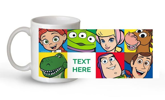 Toy Story - Toys at Play Mug
