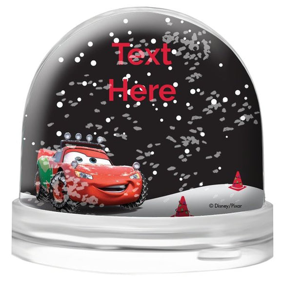 Cars - Fuel-tide Snow Globe