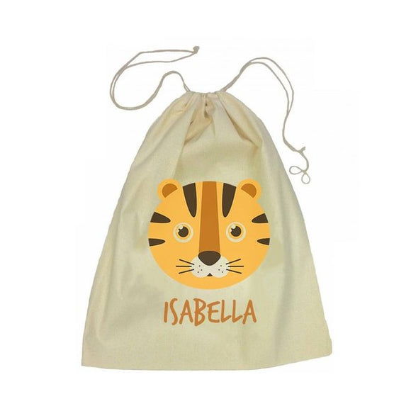 Drawstring Bag - Tiger