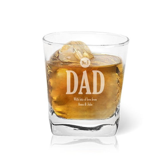 No. 1 Tumbler Glass