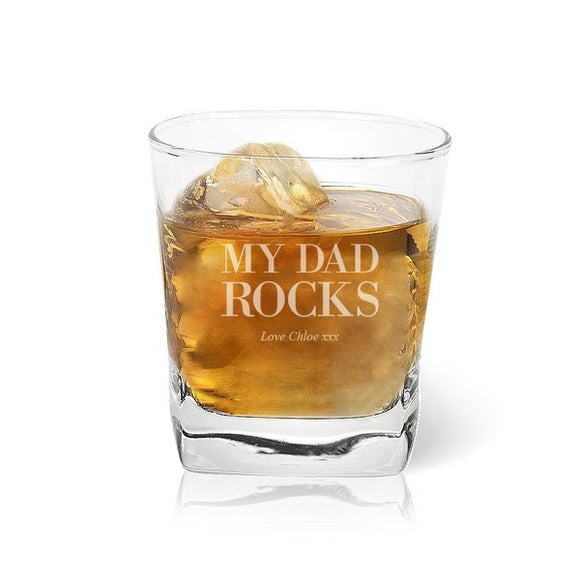 Rocks Tumbler Glass