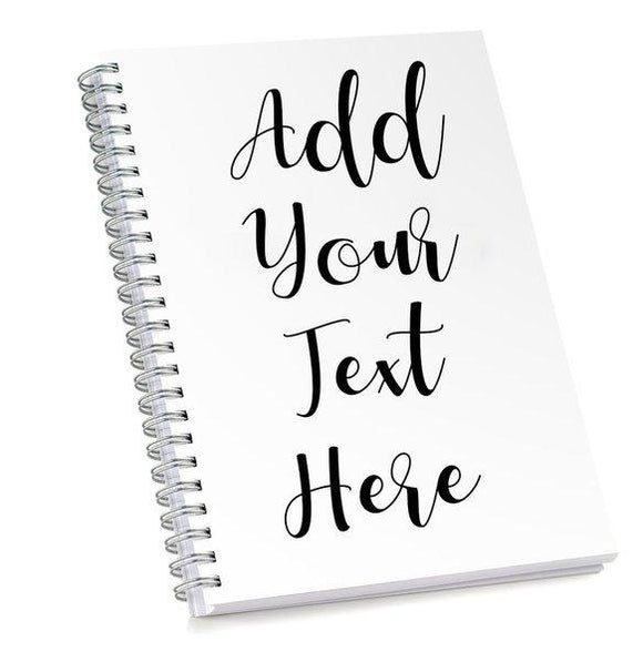 Add Your Own Message Sketch Book
