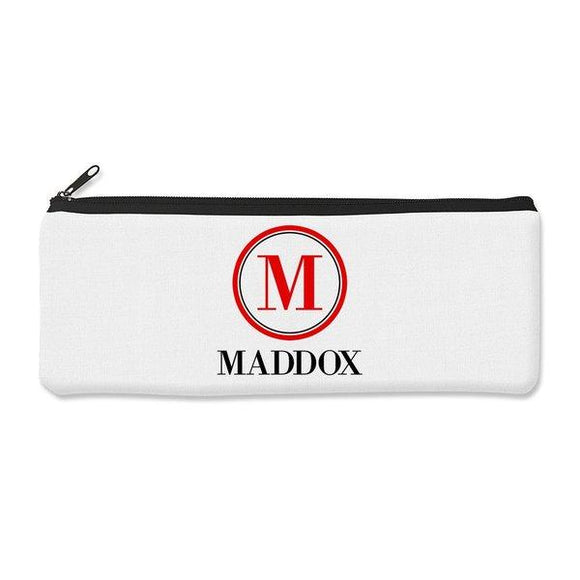 Monogram Pencil Case - Large
