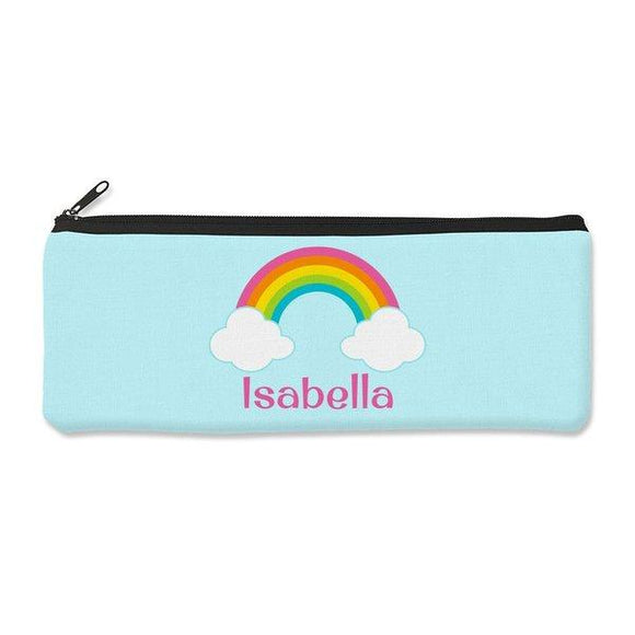 Rainbow Pencil Case - Large