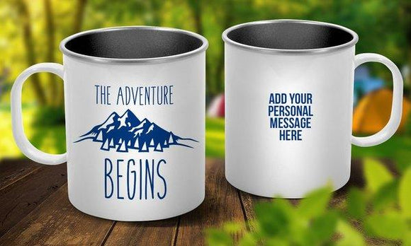 The Adventure Outdoor Mug