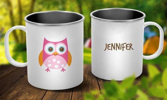 Owl Outdoor Mug