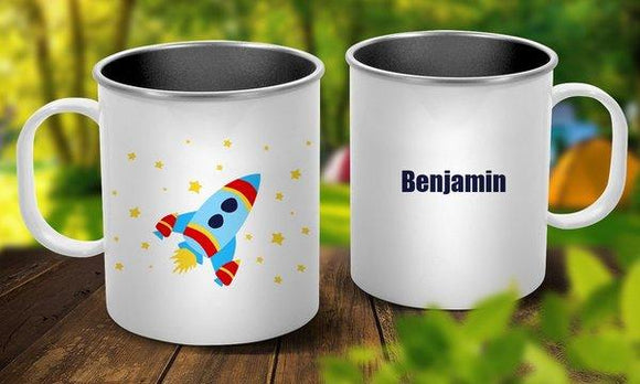 Rocket Outdoor Mug