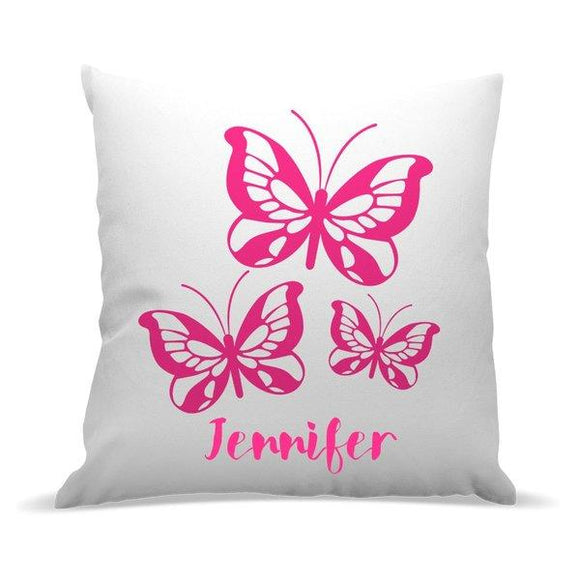 Butterflies Premium Cushion Cover
