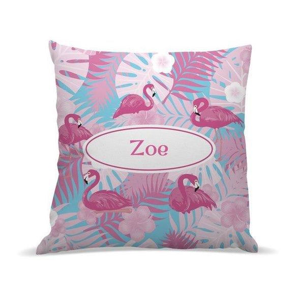 Flamingo Premium Cushion Cover