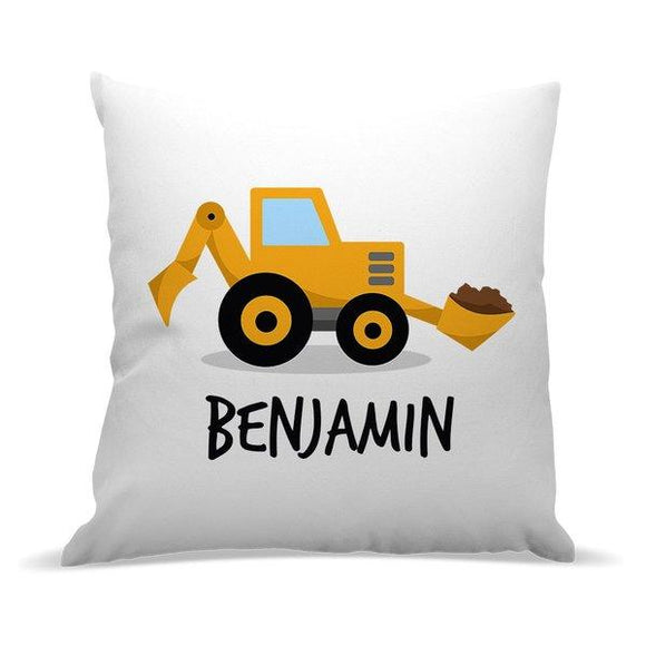 Little Digger Premium Cushion Cover