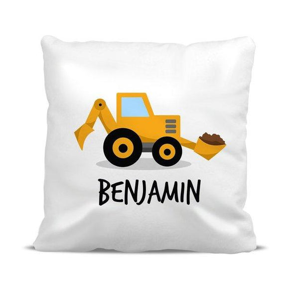 Little Digger Classic Cushion Cover