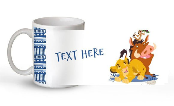 The Lion King - Big Adventure Mug