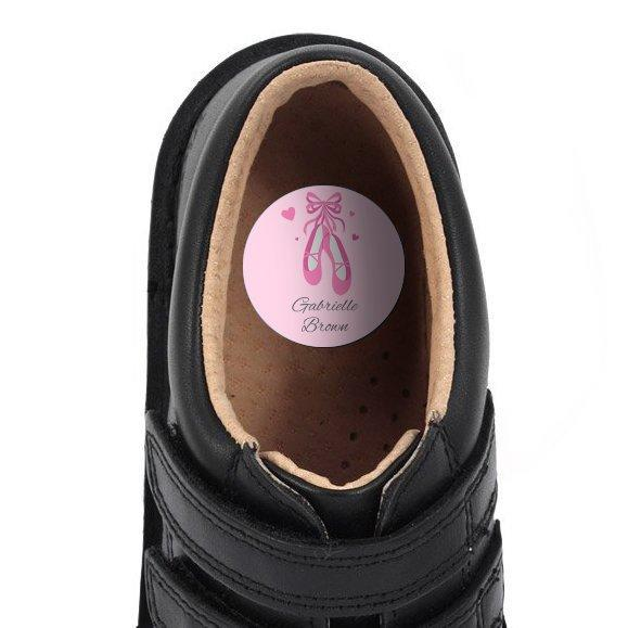 Ballet Shoes Shoe Dots 18pk