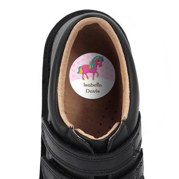 Pony Shoe Dots 18pk