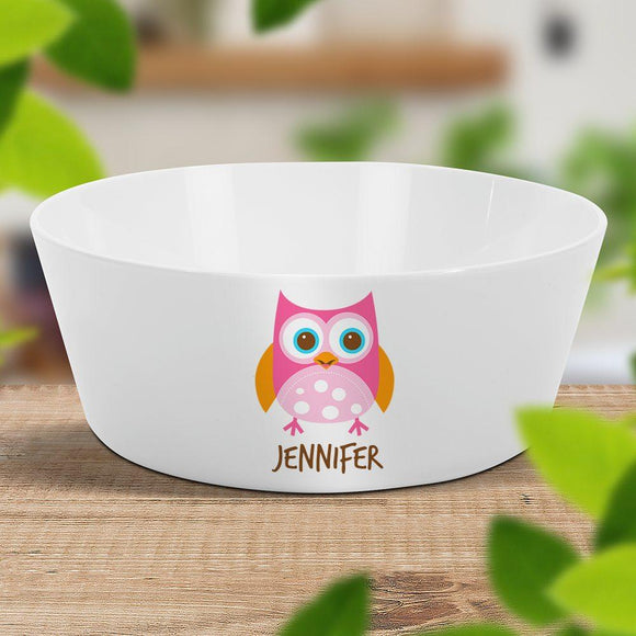 Owl Kids' Bowl