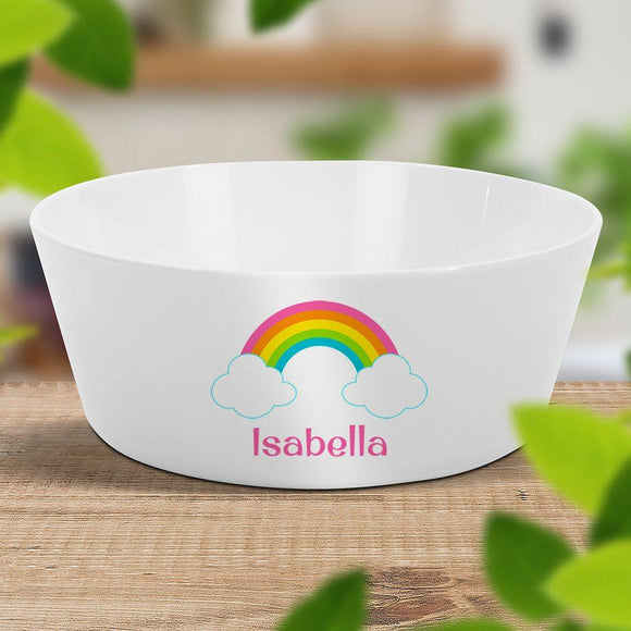 Rainbow Kids' Bowl