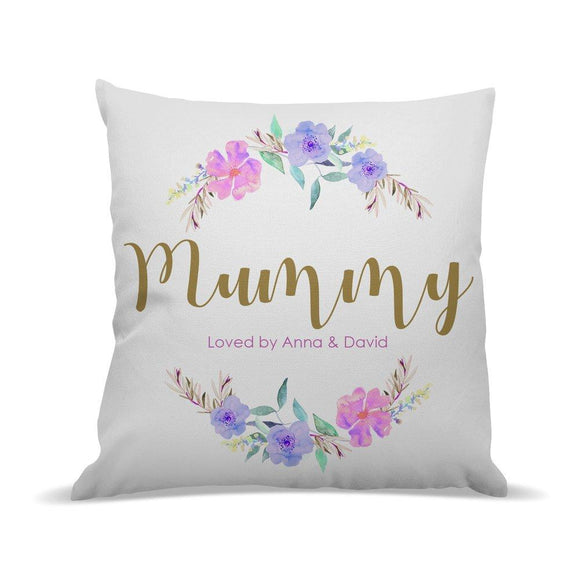 Mummy Premium Cushion Cover