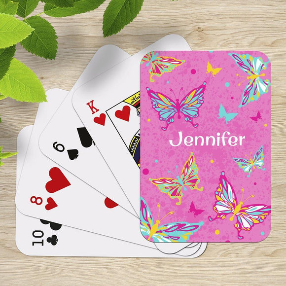 Butterfly Playing Cards