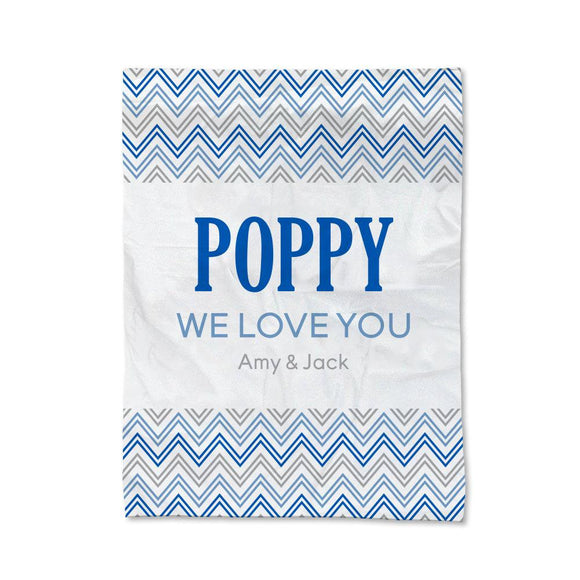 Poppy Blanket - Medium