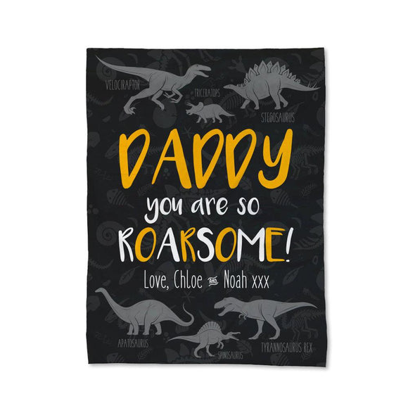 Roarsome Blanket - Medium