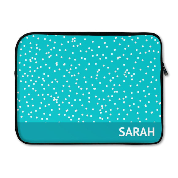 Dots Laptop Sleeve - Small