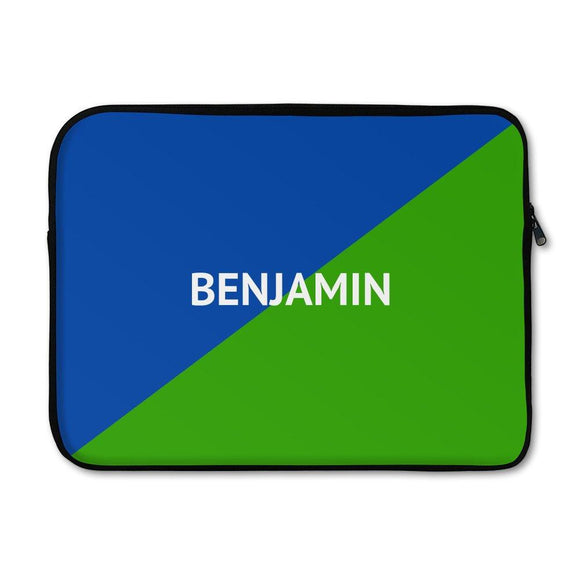 Two Tone Laptop Sleeve - Small