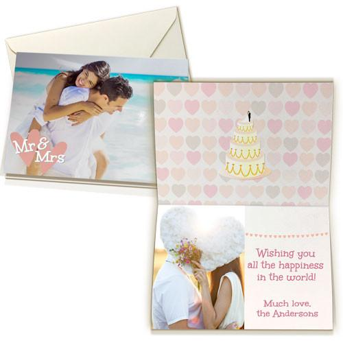 4x6 Greeting Card Double-Sided (Qty 1)