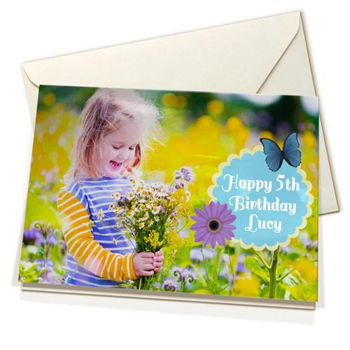 4x6 Greeting Card Single-sided (Qty 1)