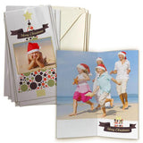 4x8 Greeting Card Double-Sided (20 Pack)
