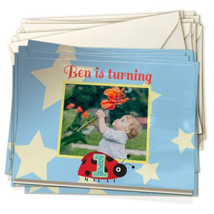 5x7 Greeting Card Single-sided (20 Pack)