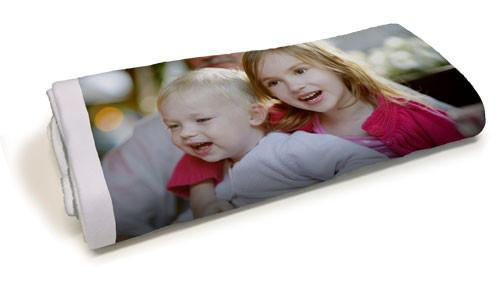Large Photo Blanket 135x180cm (54x72