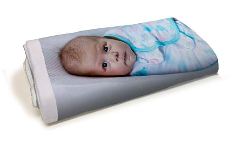 Small Photo Blanket 75x100cm (30x40