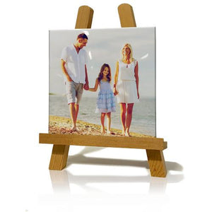 6x6 Inch Ceramic Tile with Easel