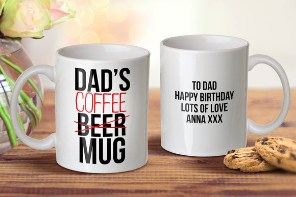 Dads Coffee Mug