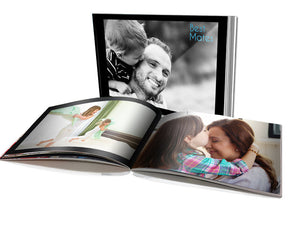 "8 x 10"" Personalised Soft Cover Book (40 Pages)"