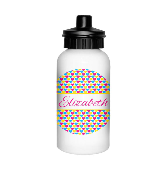 Hearts Drink Bottle