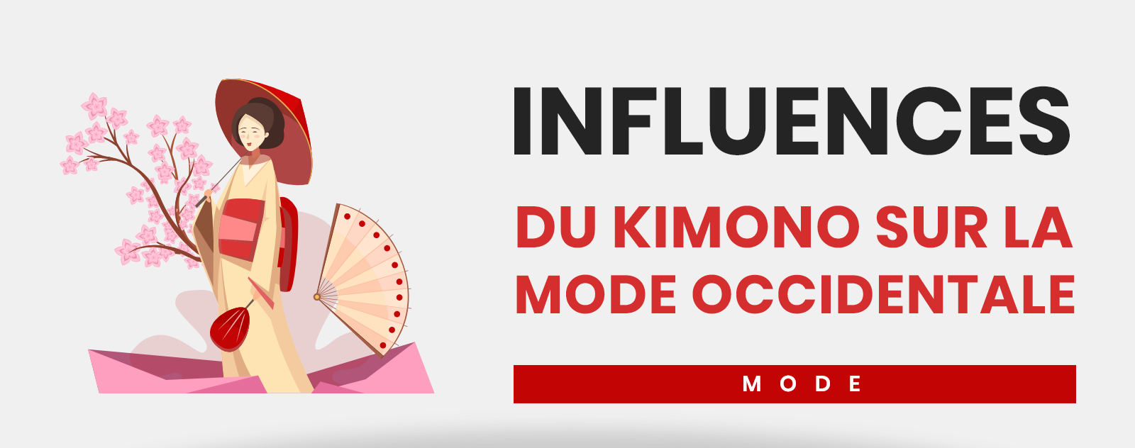 Les Influences du Kimono sur la Mode Occidentale